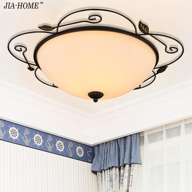 Modren Livingroom Bedroom Lamp Dome Light Chandelier Lights For Home Decoration Glass Lampshade Chandeliers