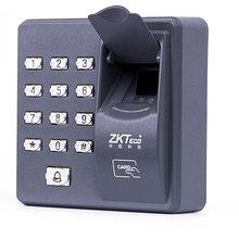 Standalone Biometric Fingerprint keypad Reader for Door lock intercom Access Control 125KHZ X6