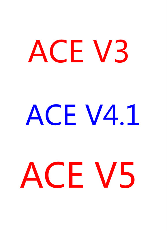 HOT SALE] Free Shipping 10pcs/lot X360 ACE V3-in Remote