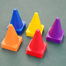 10Pcs 7 Inch 10 inch inchMultipurpose Sport Football Training Traffic Cones Activity for Kid and Adult