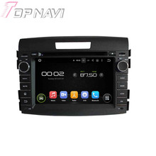 7″ Quad Core Android 5.1 Car GPS Navigation For Honda CRV 2012 With Radio Multimedia Video DVD Player Mirror Link 16GB Flash