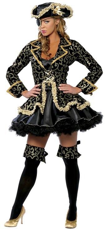 cccf543d52d Сексуальные женщины косплей костюмы Партии Делюкс Пиратский Костюм Для Взрослых  косплей хэллоуин фантазии костюмы для женщин купить на