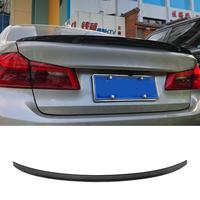 G30 Carbon Fiber p style Boot Spoiler for BMW 5 Series G30 Rear Spoiler Wing 2017 present