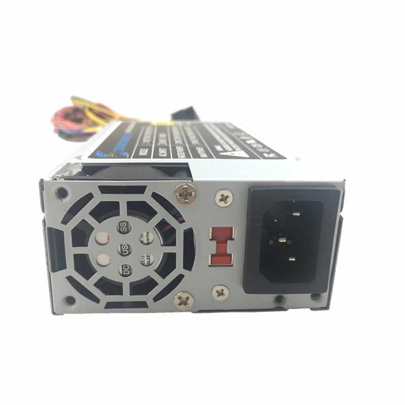 200 ワット PC 電源フレックス ITX-1U 200 ワットコンピュータミニ PSU 1U 小型デスクトップコンピュータレジ電源 NAS 低消費電力機器