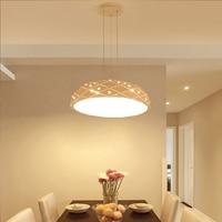 Nordic Chandelier Fixtures Novelties Restaurant Hanging Lighting Modern Creative Led Lights Diningroom Lamps