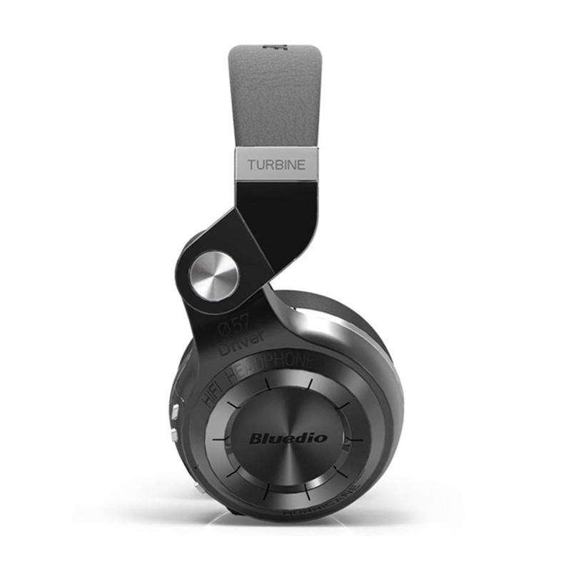 Bluedio T2+ fashionable foldable over the ear bluetooth headphones BT 4.1 support FM radio& SD card functions Music calls (6)