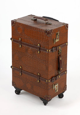 Popular Trolley Leather Luggage-Buy Cheap Trolley Leather Luggage ...