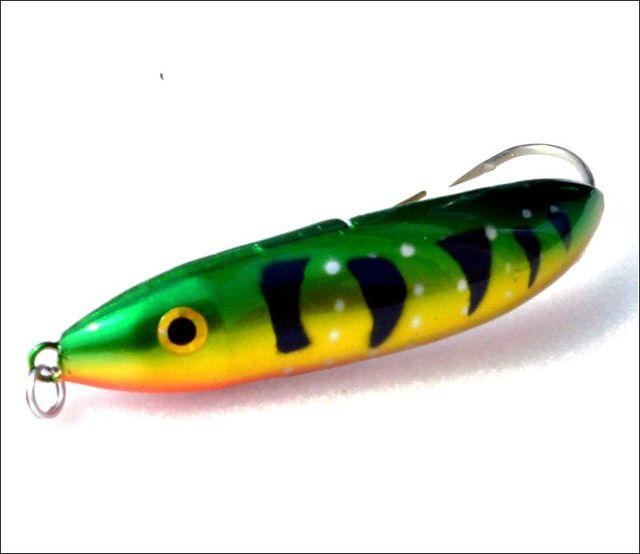 WLDSLURE 1PCS Rattling Minnow Spoon Fishing Lure Freshwater Saltwater Weedless Crankbait Snapper Hard Bait Wobblers