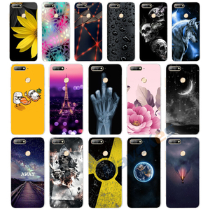 For Huawei Honor 7C Case Cover