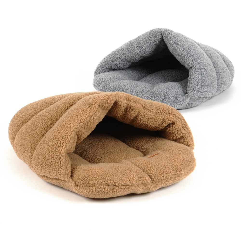Cat litter warm lambs wool slippers, pet Waterloo Cats sleep dasyure house The dog kennel