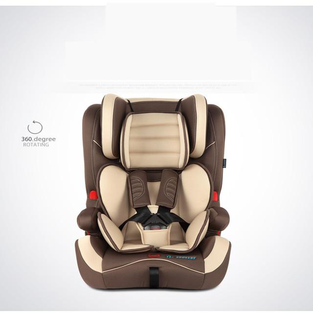 Trainborn asiento de seguridad infantil reebaby 3c 9 mdash. 12 silla de coche de bebé
