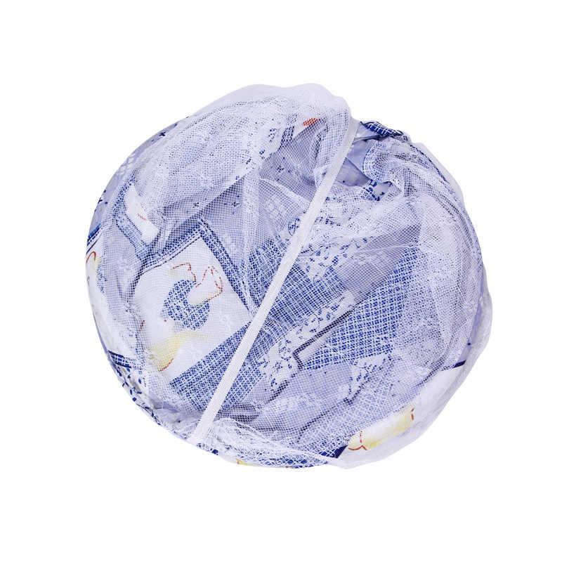 Для новорожденных постельные принадлежности защиты сетка москитная сетка младенческой кроватки сетки кровать насекомого москита Колыбель складной Cibinlik Zanzariera