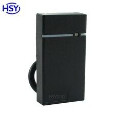 125 кГц EM ID RFID RS232 кард-ридер 13,56 МГц Система контроля доступа HF MF IC считыватели карт WG26 & 34 интерфейс
