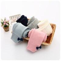 Children S Garment 2016 Autumn New Product Korean Girl Pants Girl Baby Bow Closing Underpant Leisure