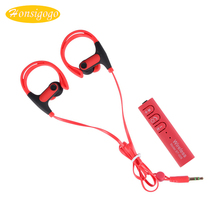 Honsigogo Stereo Ear Hook Sport Wireless Bluetooth Earphone With Microphone Separable Earbuds for iphone samsung xiaomi