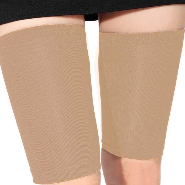 New Fashion Thin Thigh Leg Shaper Burn Fat Socks Compression Stovepipe  Leg Slimming 88 Dropshipping