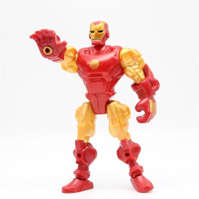 Marvel legends avengers Iron man Super Hero Mashers Action Figure 6inch 400eea26de