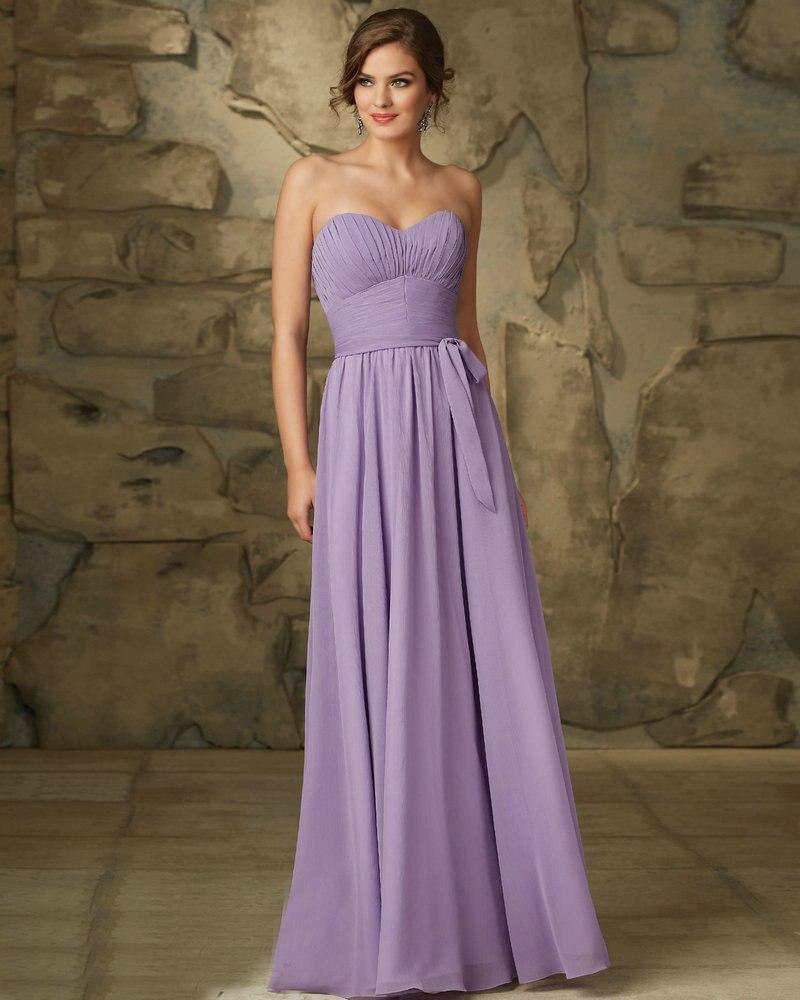 Online Buy Wholesale violet bridesmaids dresses from China violet ...