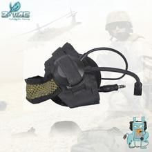 Z-tactical zSelex TASC1 Military Standard Plug Tactical headset headband tactical gaming  Open type earpiece Z028