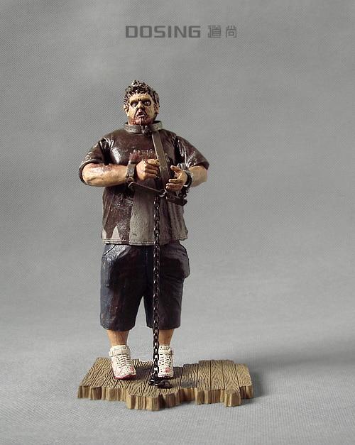 Limited  20CM Anime Resident Evil zombie Fat zombie PVC Action Figure Collection Model Toy Dolls toys for collection пылесос с контейнером для пыли samsung sc4520 blue