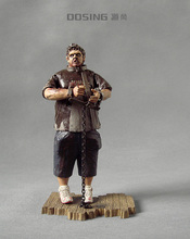 Limited 20CM Anime Resident Evil zombie Fat zombie PVC Action Figure Collection Model Toy Dolls toys