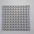 200 PCS WS2812B dissipador de calor RGB 5050 SMD levou fichas com DC5V módulo de LED Pixel WS2812B corda