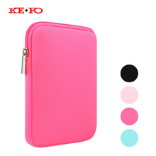 For ipad 9.7 2018 Case Sleeve Pouch Zipper Bag Protective Cover Funda case For ipad 2018 Tablet Accessories For Funda ipad 2017