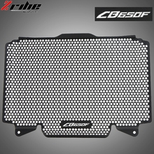 For HONDA CB650F CB 650F 2014-2017 2015 2016 Motorcycle Accessories Radiator Grille Guard Cover Protector