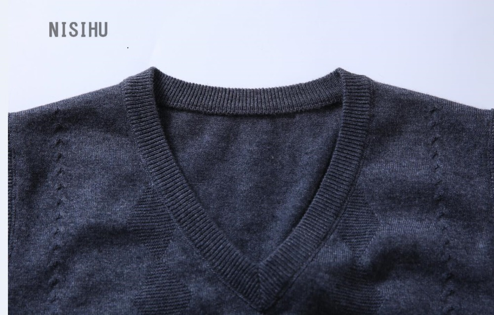 Aliexpress Buy Free Shipping Mens Sleeveless Cashmere Sweater