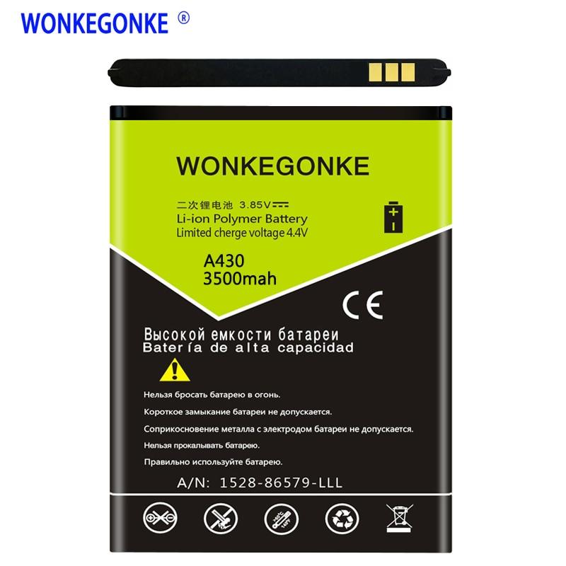 WONKEGONKE Li3822T43P3h675053 Battery for ZTE Blade QLux Q Lux A430 Q Lux 3g 4g Beeline Pro High Quality Batteries BateriaWONKEGONKE Li3822T43P3h675053 Battery for ZTE Blade QLux Q Lux A430 Q Lux 3g 4g Beeline Pro High Quality Batteries Bateria