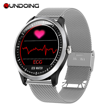 N58 Stainless Steel Smart Watch