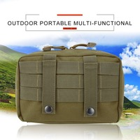 Outdoor Portable Medical Travel Bag Multifunctional Waist Pack Tactical Case Emergency Survival bag for Camping Climbing