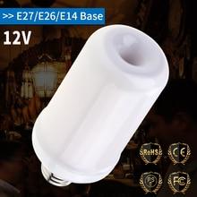 E27 12V Led Bulb Flame Light Flickering Emulation Decor LED Lamp E14 Effect E26 Christmas Creative