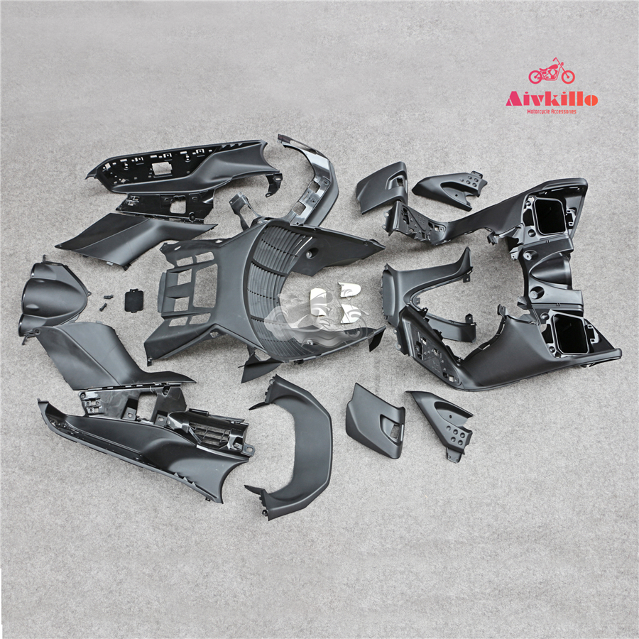 ABS Injection Internal Fairing Bodywork Kit Set Fit For Yamaha Tmax500 2008-2011 XP500 09 10