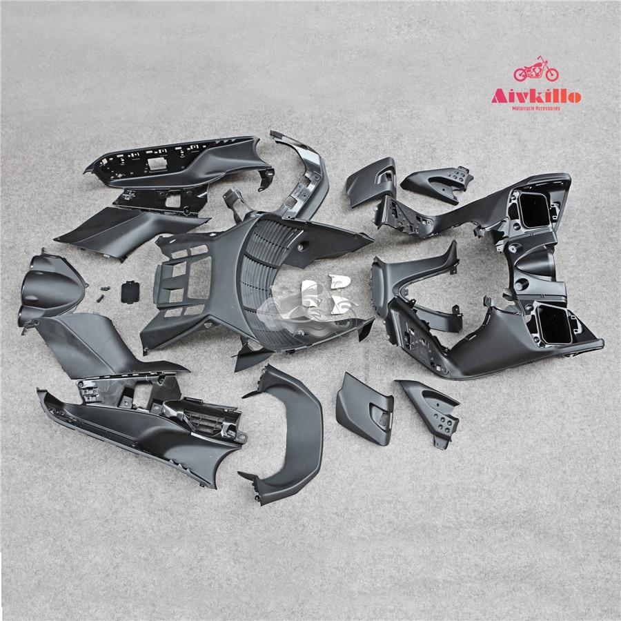 ABS Injection Internal Fairing Bodywork Kit Set Fit For Yamaha Tmax500 2008-2011 XP500 09 10