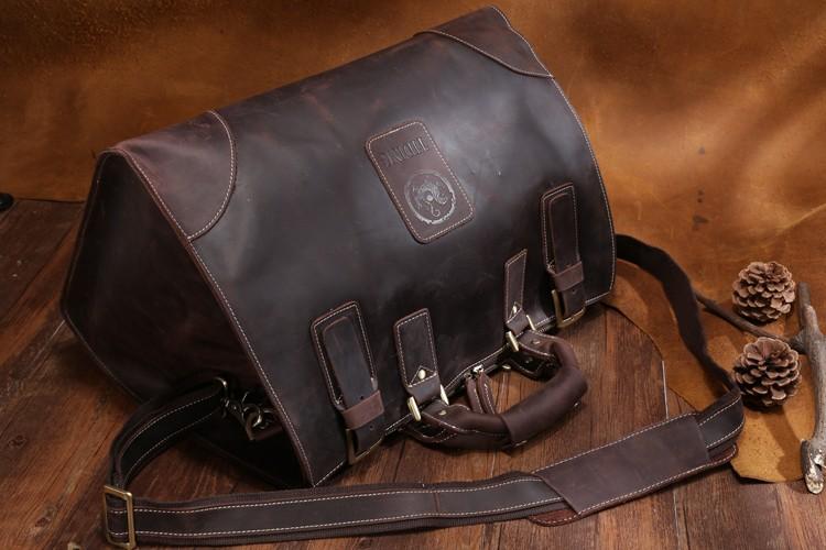 a036733b2df6ae TIDING Men Travel Bag Large Capacity Luggage & Travel Duffle Wild ...