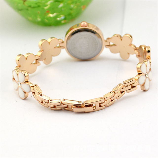 Rose Gold Bracelet Watches 4