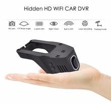 Hidden Super FHD 1080P WIFI Car Camera