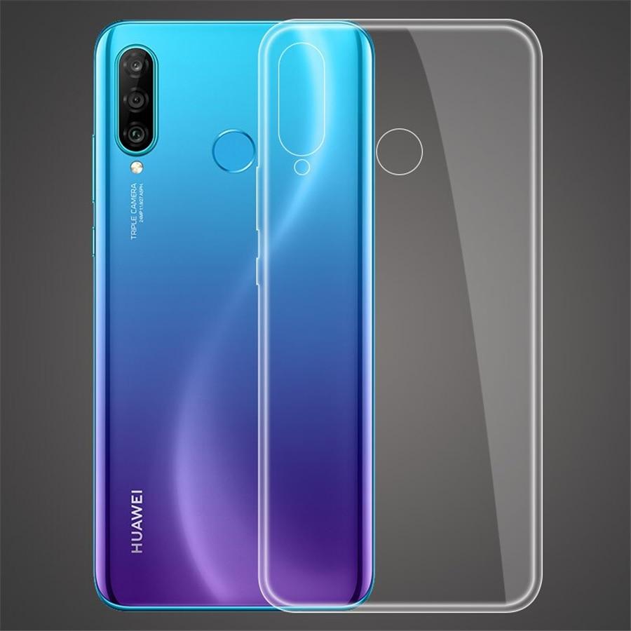 TPU Case Silicone Cover Protector Soft Clear For Huawei P7 P8 P9 P10 P20 P30 Lite Mini Plus Pro Mate 7 8 9 10 20 Lite Pro 2019