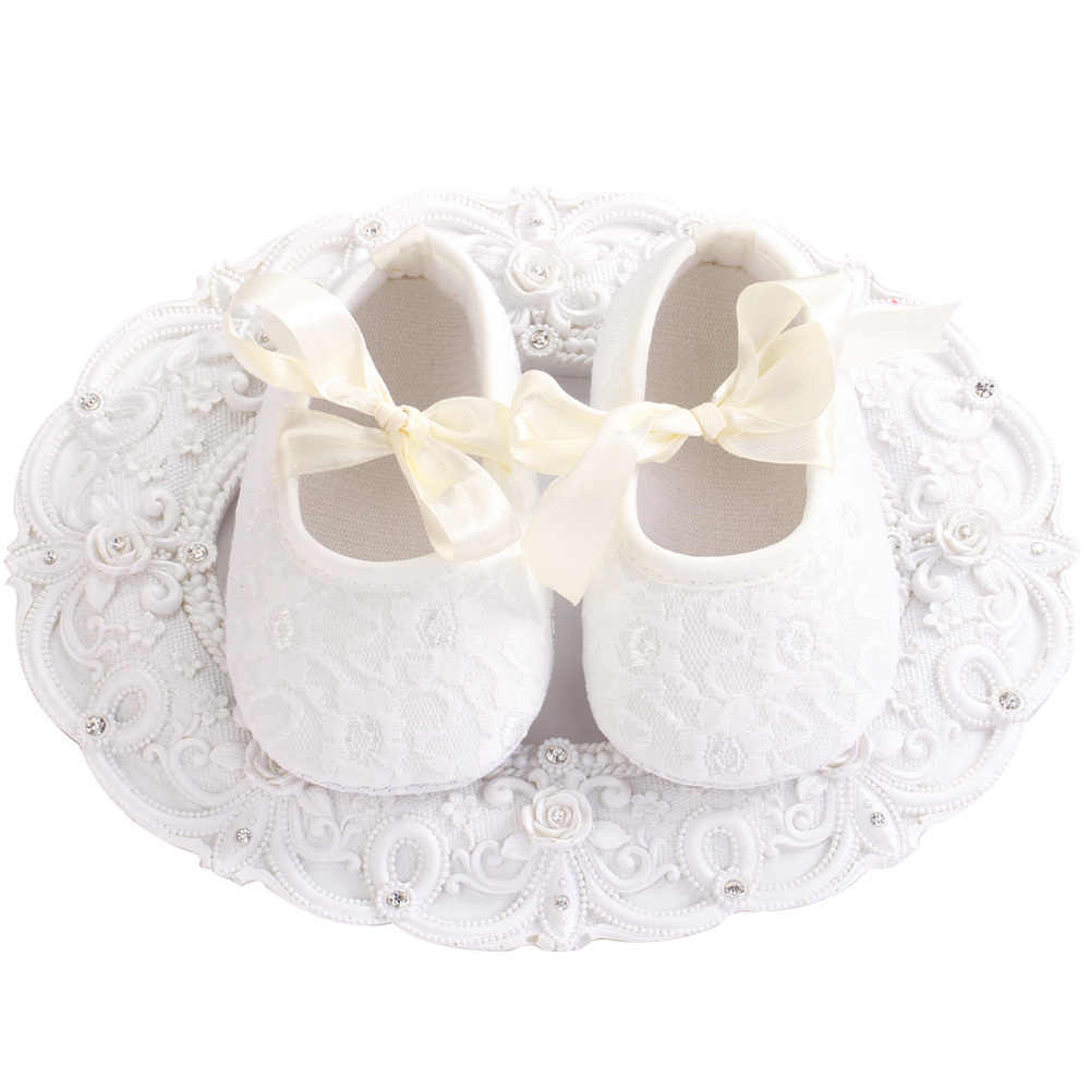 0973f9ca193 Baptism White Boys Girls Baby Shoes Baby Moccasins Newborn Shoes Soft  Infants Crib Shoes Sneakers First