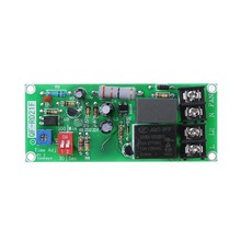 AC 100V-220V 10A Adjustable Timer Control Relay Delay Turn Off Module Switch Board For Fan