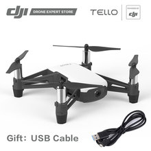 RYZE Tello Drone with Camera Powered by DJI Wifi Control 720P Video Shooting Learn About Quadcopter with Coding Education