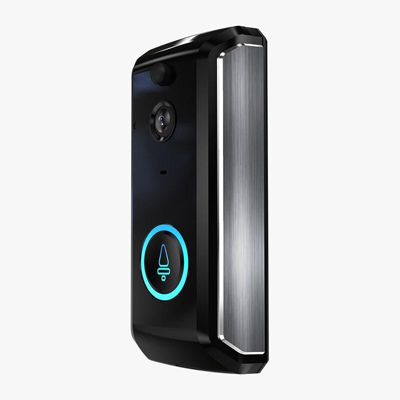 Low Power Comsunption Wireless WIFI Doorbell 720P Without BatteryLow Power Comsunption Wireless WIFI Doorbell 720P Without Battery