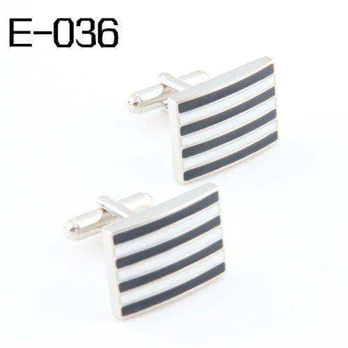 Accessoires pour hommes livraison gratuite: boutons de manchette de haute qualité pour hommes 2013 boutons de manchette en gros E-036