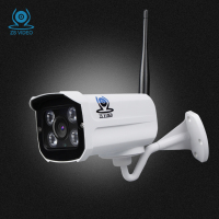 ZSVEDIO Surveillance Cameras Wireless WIFI IP Camera CCTV Camera WiFi IP Cameras Wi Fi Waterproof Night