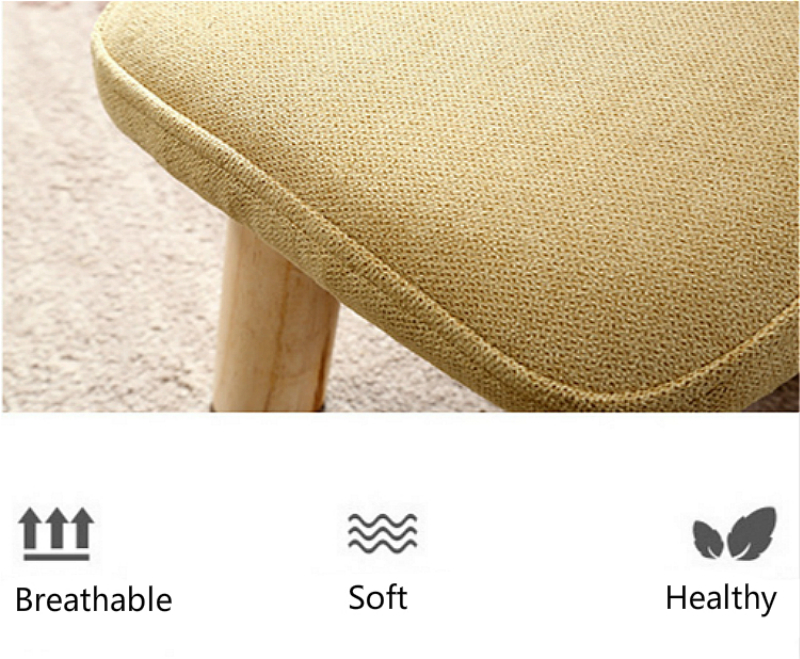 Solid Wood Change Shoe Bench Household Living Room Low Stool ...