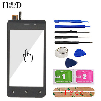 Mobile TouchScreen Touch Screen For Fly FS405 Stratus FS 405 Touch Screen Digitizer Touch Panel Lens Sensor Front Glass mobile touch screen for alcatel one touch pop c7 7041 ot 7041d 7041x 7040e 7041d front touch screen digitizer panel sensor