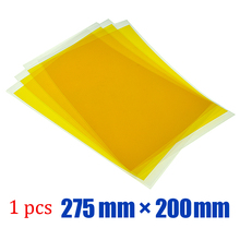 10 sheets* 275mm x 200mm High Temperature 3D PCB Printer Anti-heat Polyimide Printed Tape