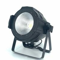 COB lampa par LED Par 200W COB ciepły biały zimny biały 2w1 stroboflash LED par reflektory LED oświetlenie dj Dmx controll w Oświetlenie sceniczne od Lampy i oświetlenie na