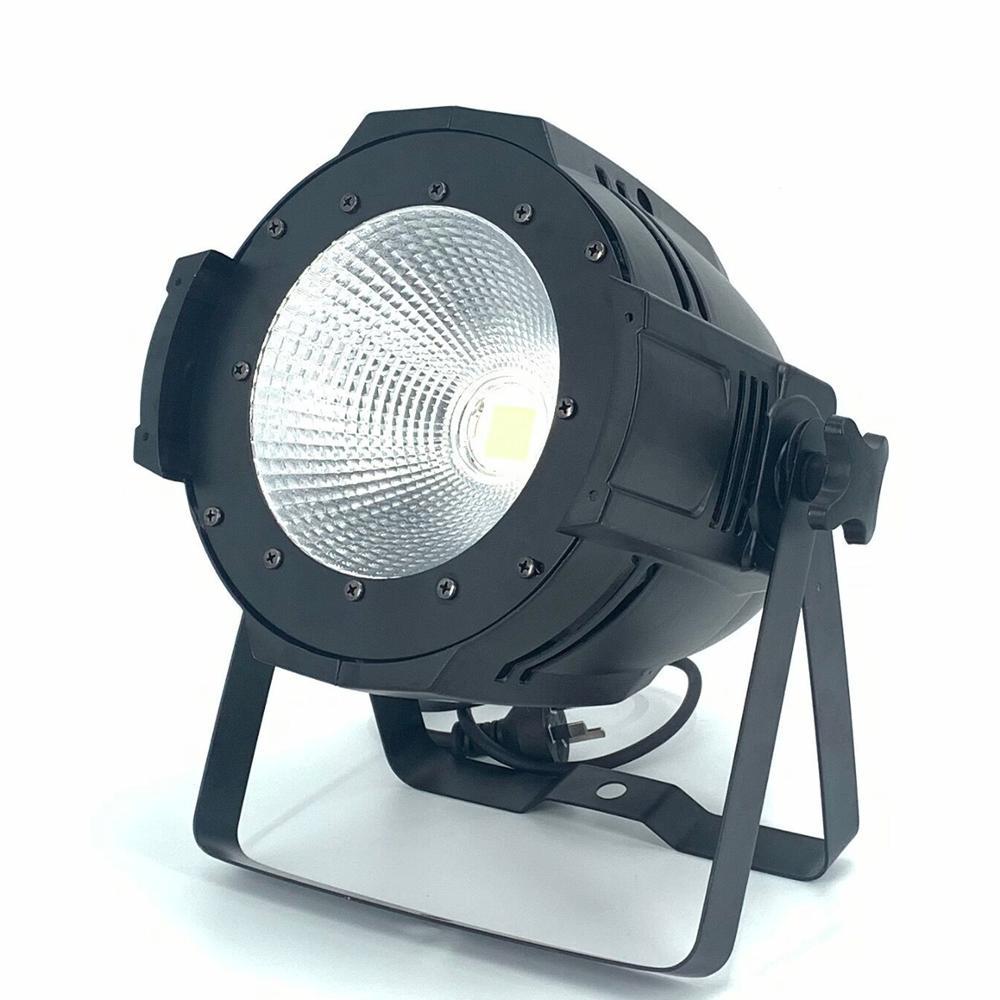COB Par Light LED Par 200W COB  Warm White Cold White 2in1 Stroboflash LED Par Led Spotlight Dj Light Dmx Controll